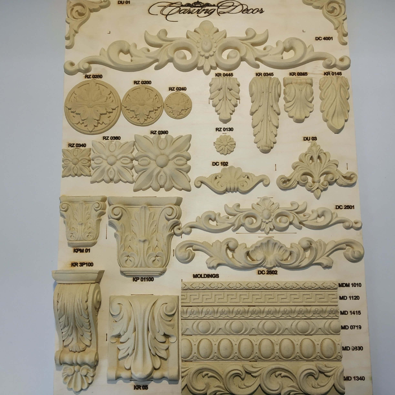 Стенд Carving Decor малий-0